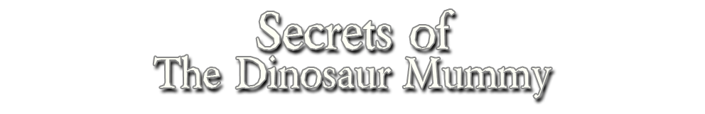 Secret of the Dino Mummy
