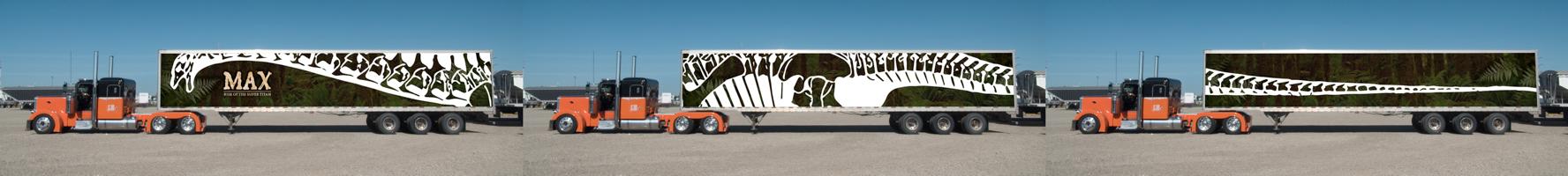 MAXIMUS Truck Convoy